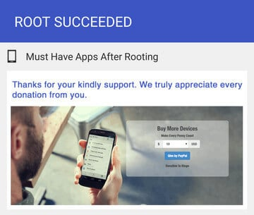 Root android phone software download